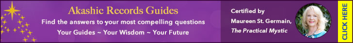 purple akashic records guides maureen st. germain